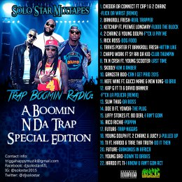 DJ Solo Star - Trap Boomin Radio